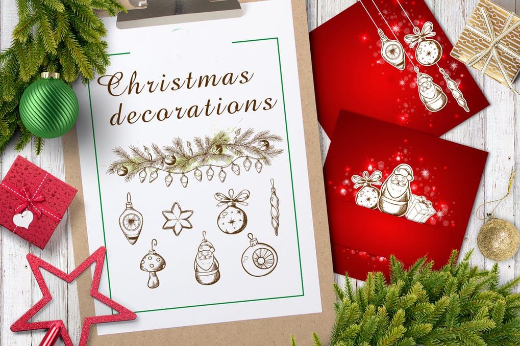 Christmas Colors | Rush Flyer Printing