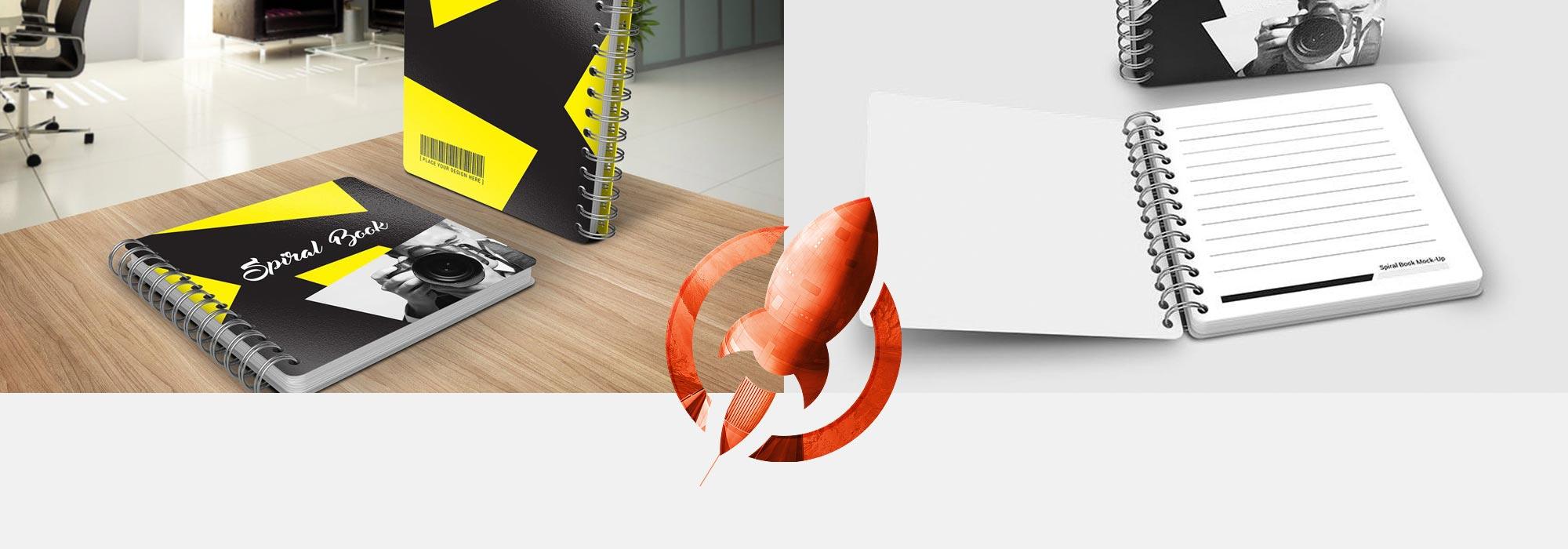 Custom Printed Notepads | Rush Flyer Printing | Same Day Printing