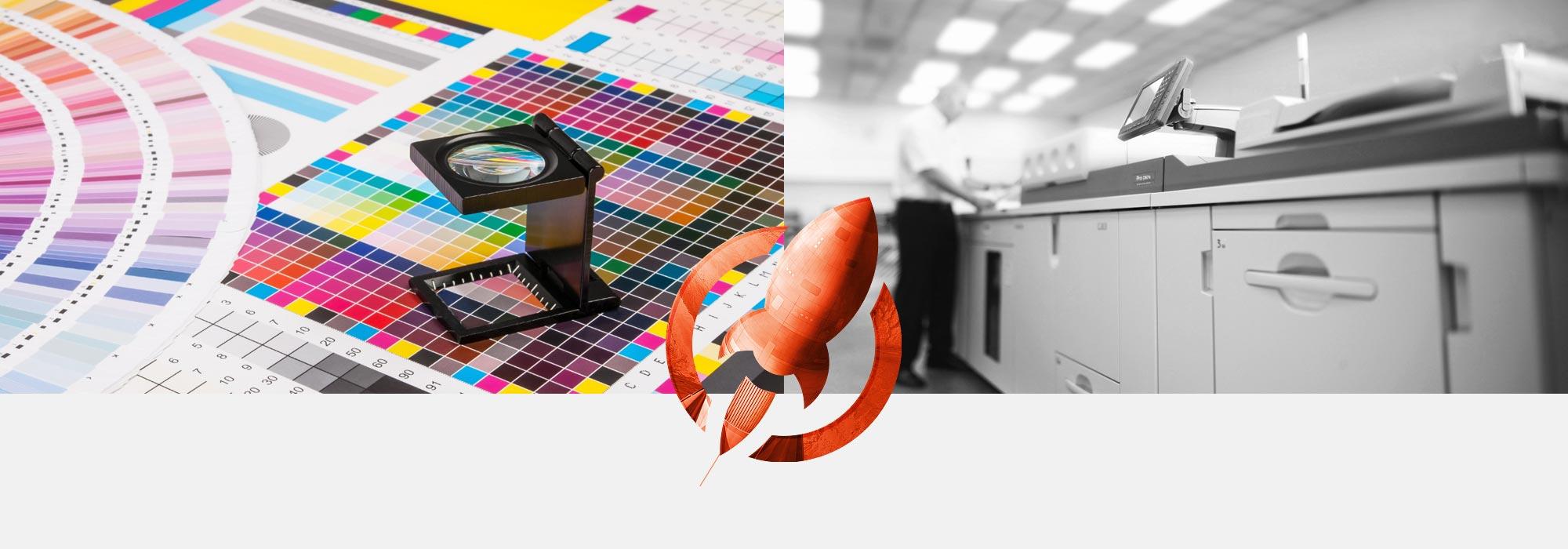 Digital Printing | Rush Flyer Printing | Same Day Printing
