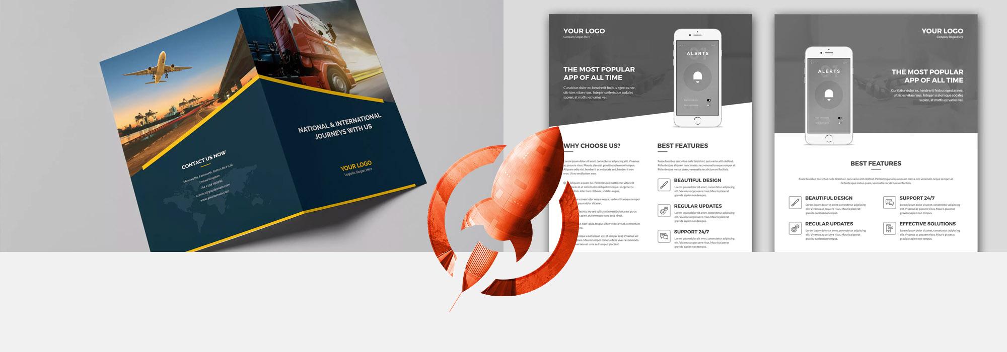 Short Run Printing | Rush Flyer Printing | Same Day Printing