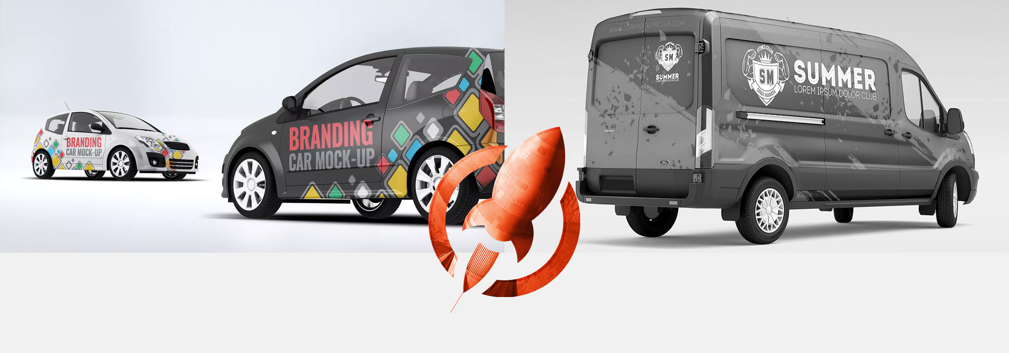 Vehicle Vinyl Wrapping | Rush Flyer Printing | Same Day Printing